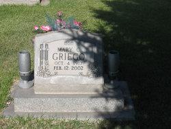 Mary C. Griego