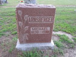 1SGT Michael Arnsberger
