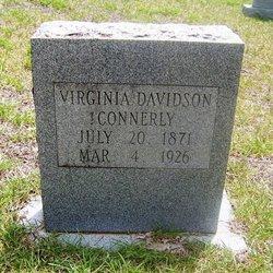 Virginia <I>Davidson</I> Connerly