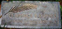 Clarence E. Barnes