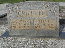Etta <I>Tuggle</I> Griffeth