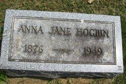 Anna Jane Hogbin