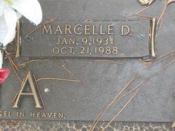 Mrs Sarah Marcelle <I>Dial</I> Atha