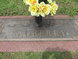 Richard Albert Sadberry