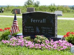 "Gerald Eugene ""Jerry"" Ferrall"
