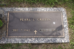 Pearl Louise <I>Jansen</I> Griffin