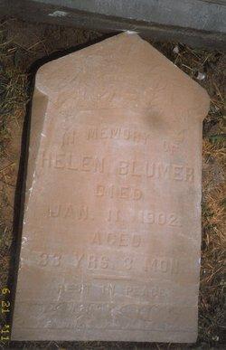 Helen <I>Kammerer</I> Blumer