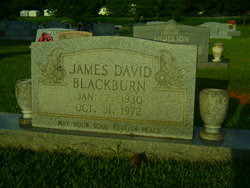 James David Blackburn