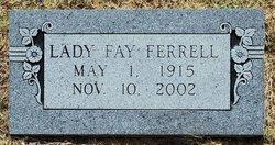 Lady Fay Ferrell
