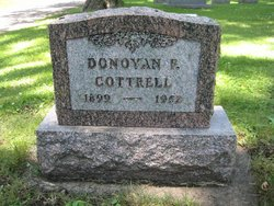Donovan Frederick Cottrell