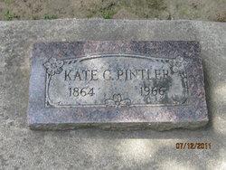 Kate Cecilia <I>Dundom</I> Pintler