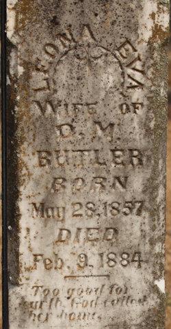 Leona Eva <I>Cain</I> Butler