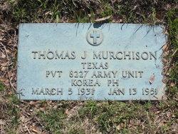 Pvt Thomas Joseph Murchison