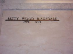 Betty <I>Wood</I> Ragsdale
