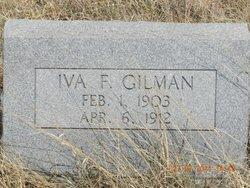 Iva F Gilman