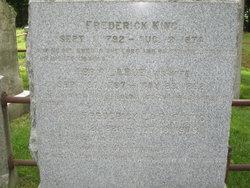 Rev Frederick La Rue King