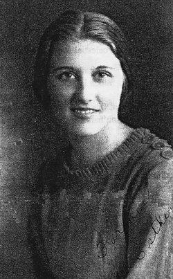 Esther Ruth <I>Nussbaum Woodruff</I> Alberding