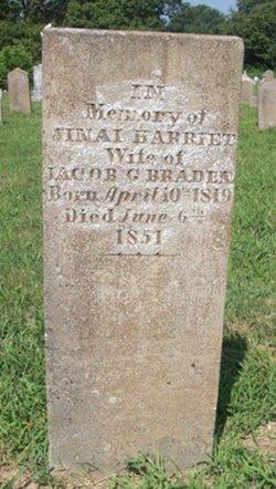 Sinai Harriet <I>Johnson</I> Braden