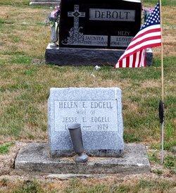 Helen E. <I>Goetz</I> Edgell