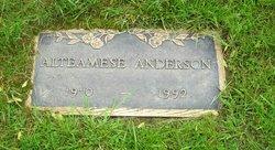 Alteamese Anderson