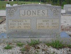 Mary E <I>Austin</I> Jones