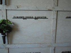 Florence <I>Harris</I> Slaughter