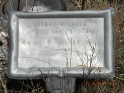 Jealey Centennial Cadle, Sr