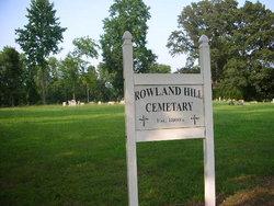 Rowland Hill Cemetery