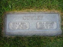 William Adams Cowley