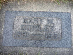 Gary William Cowley