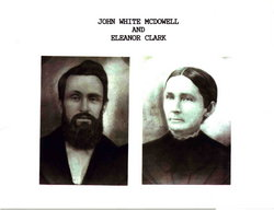 Eleanor <I>Clark</I> McDowell