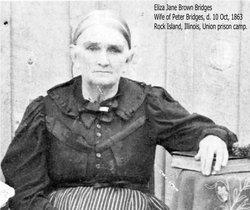 Eliza Jane <I>Brown</I> Baker