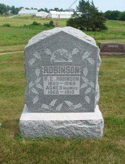 """Squire Edward """"Cad"""" Robinson"""