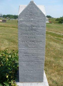 Oliver V Winslow