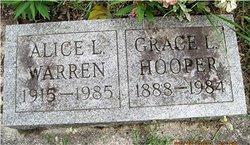 Grace Lorraine <I>Guyer</I> Hooper
