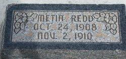 Metia Redd