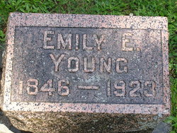 Emily E <I>Bailey</I> Young