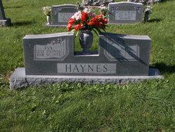 Eva Margaret <I>Davis</I> Haynes