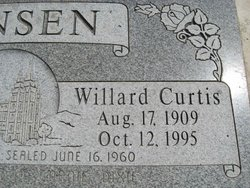 Willard Curtis Jensen