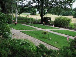 Saint Anns Memorial Garden