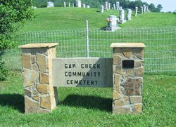 Gap Creek Community Cemetery