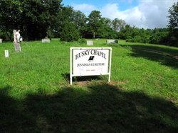 Husky Cemetery