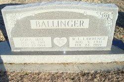 William Lawrence Ballinger