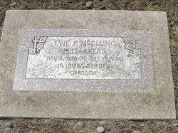 Evie Patricia <I>McClung</I> Akers
