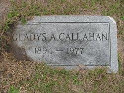 Gladys Anna <I>Magruder</I> Callahan