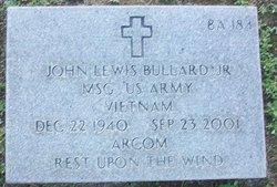 John Lewis Bullard, Jr