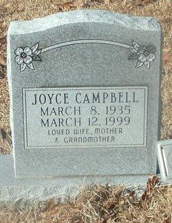 Joyce <I>Sutton</I> Campbell