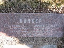 Edward Harrison Bunker
