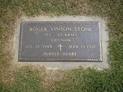 Roger Vinson Stone