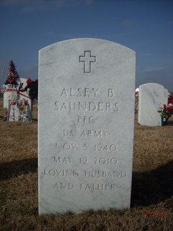 Alsey Banks Saunders